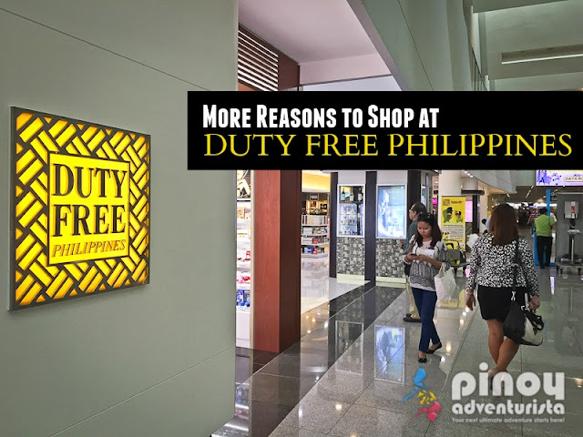 Reasons for Shopping at Duty Free Philippines