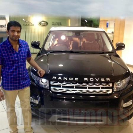 November 2012 Celebrity Cars India