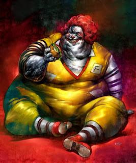 junk food tidak sehat