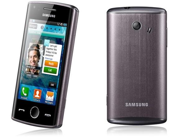 Samsung wave m (samsung wave m s7250, samsung wave725) es un smartphone basado en el sistema operativo bada 20