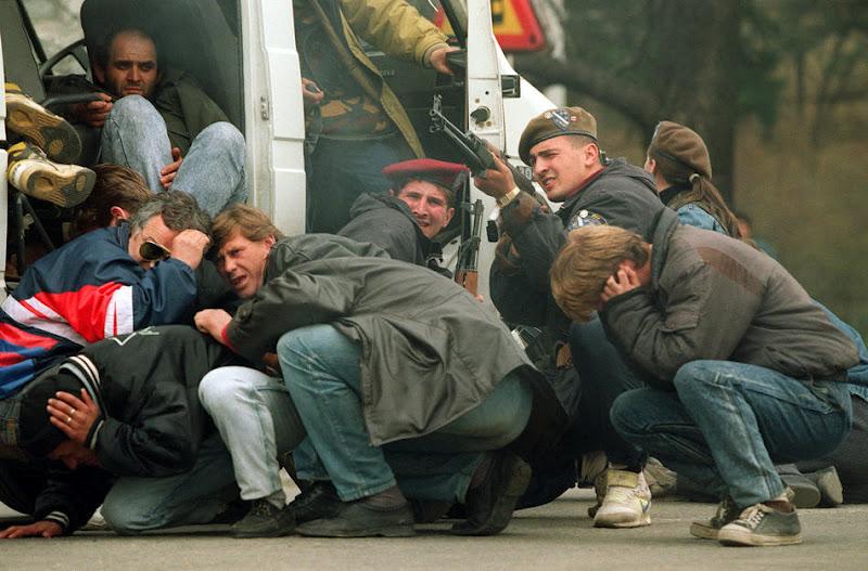 Survivalisme urbain et vécu : Bienvenue en enfer. Bosnie+1