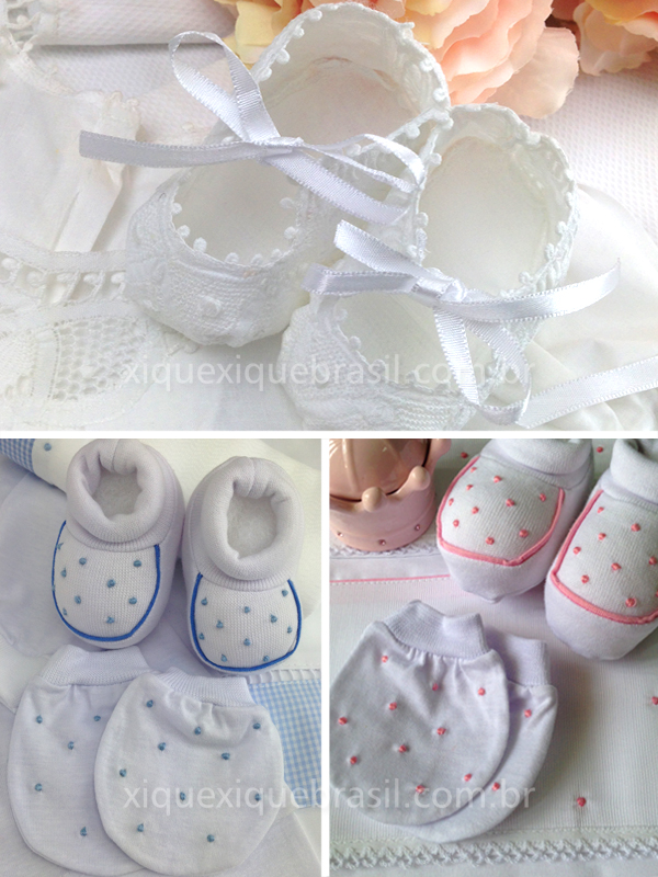 10 Itens que não podem faltar no enxoval do bebê