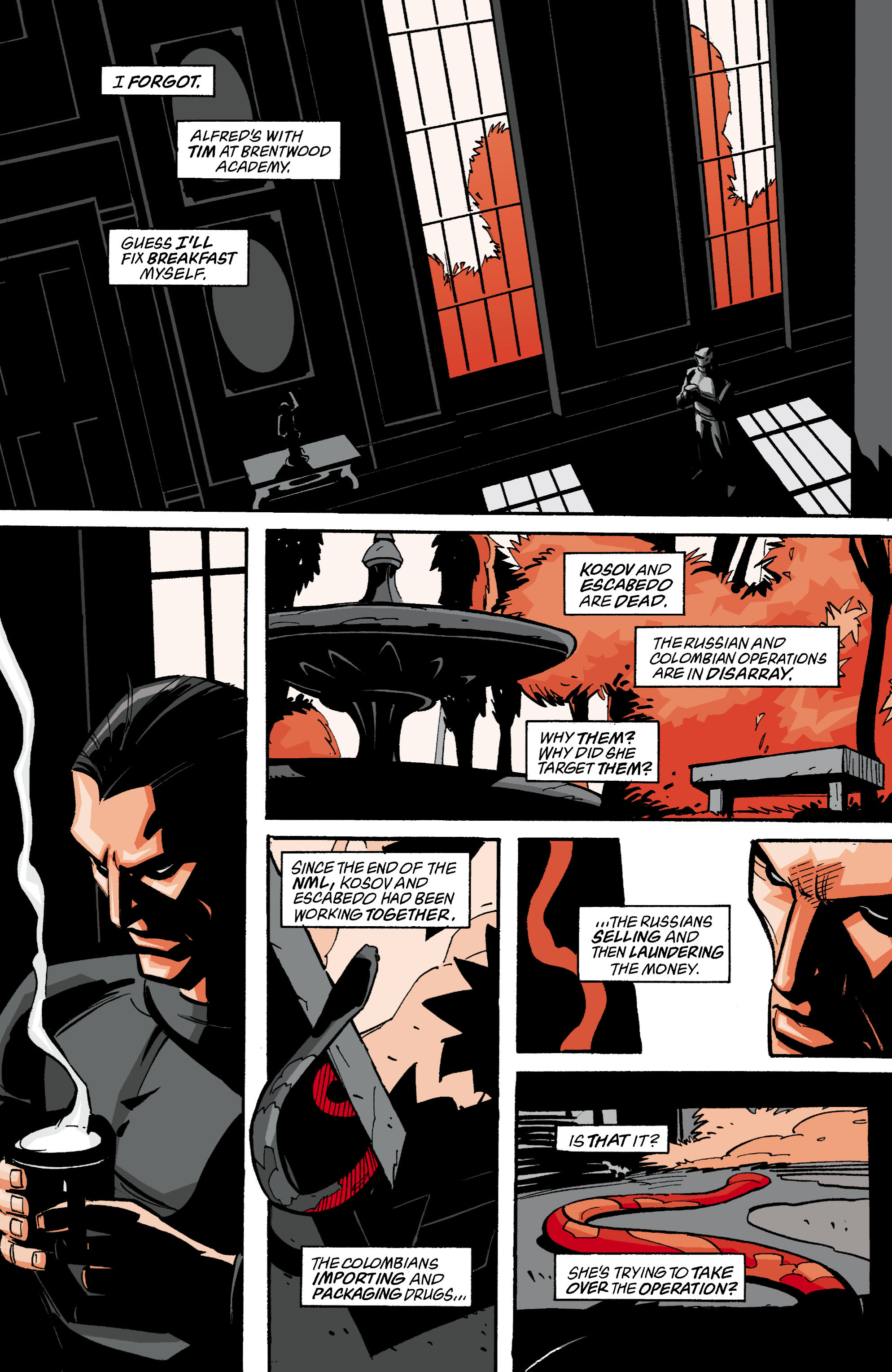 Detective Comics (1937) Issue #745 Page 5