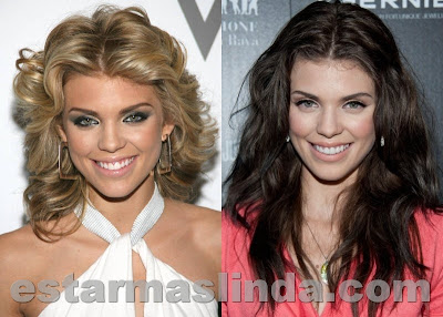 Cambio de look de AnnaLynne McCord