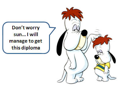 Droopy Cartoon
