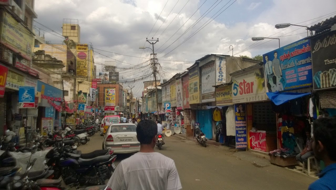 Madhurai Town