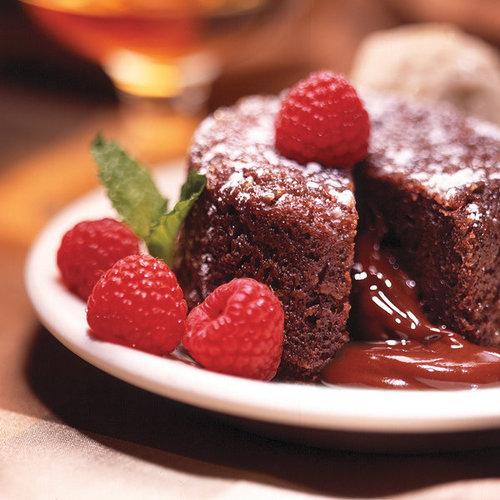 cuore caldo al cioccolato!