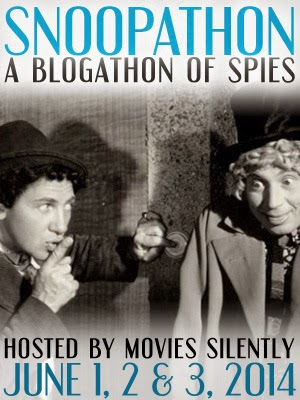 SNOOPATHON a Blogathon of Spies