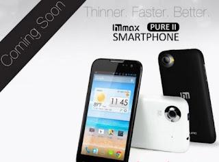 Himax Pure II, Kembaran HTC One X Akan Hadir di Indonesia