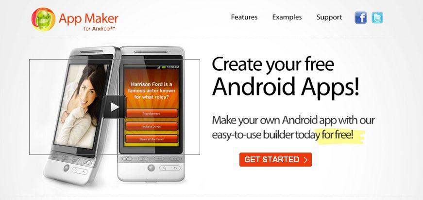Cara Buat Applikasi Android Termudah dan 100% Gratis