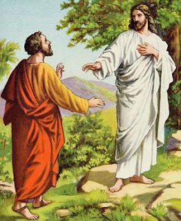ИСТИНА или ЛОЖЬ - Страница 2 Christ-and-peter