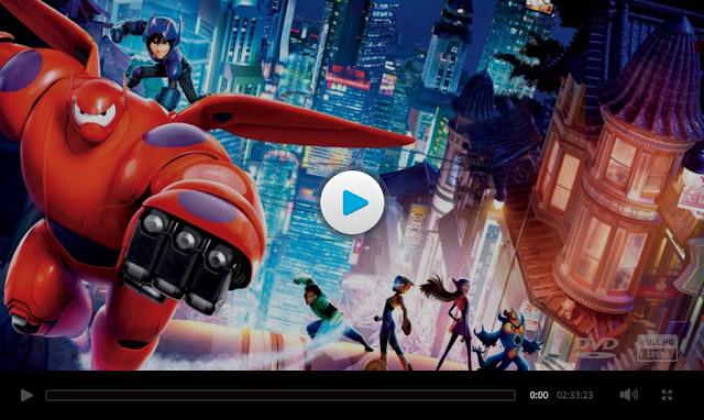 big hero 6 full movie for free