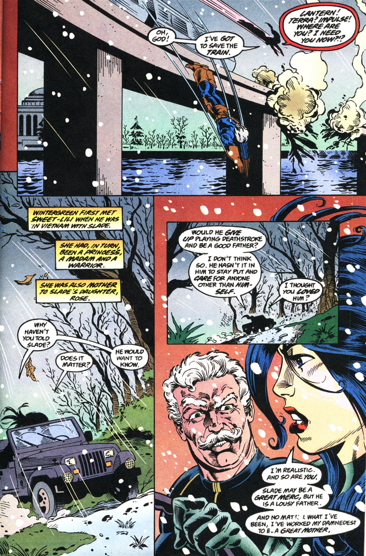 Deathstroke (1991) Issue #45 #50 - English 8