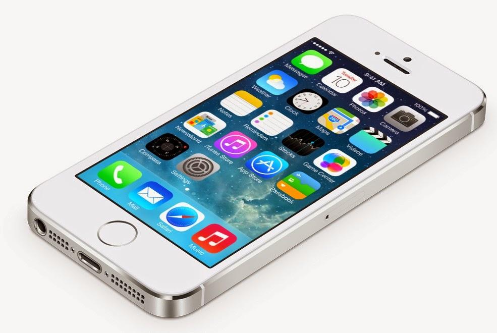 هاتف iphone5s