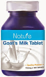 GOAT'S MILK TABLET (750mg x 100 tablets) RM 50.00