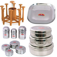 Buy Aristo Kitchen & Dinning products upto 73% off + 40% off + 1% off from Rs. 91 :buytoearn