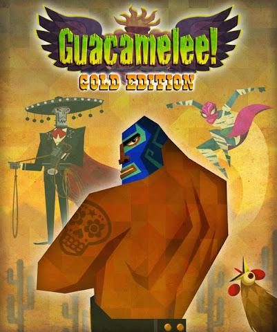 Press Start - Guacamelee!