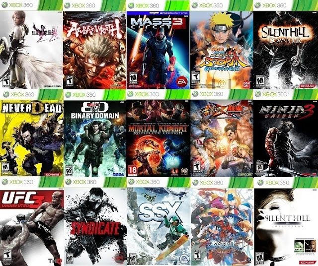 Warriors Orochi 3 Ultimate Blue Bar: IOSHI's GAMING HAVEN: My Xbox 360 Collection Vol. 15
