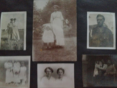 WW1 Photo Album Archive Page 8