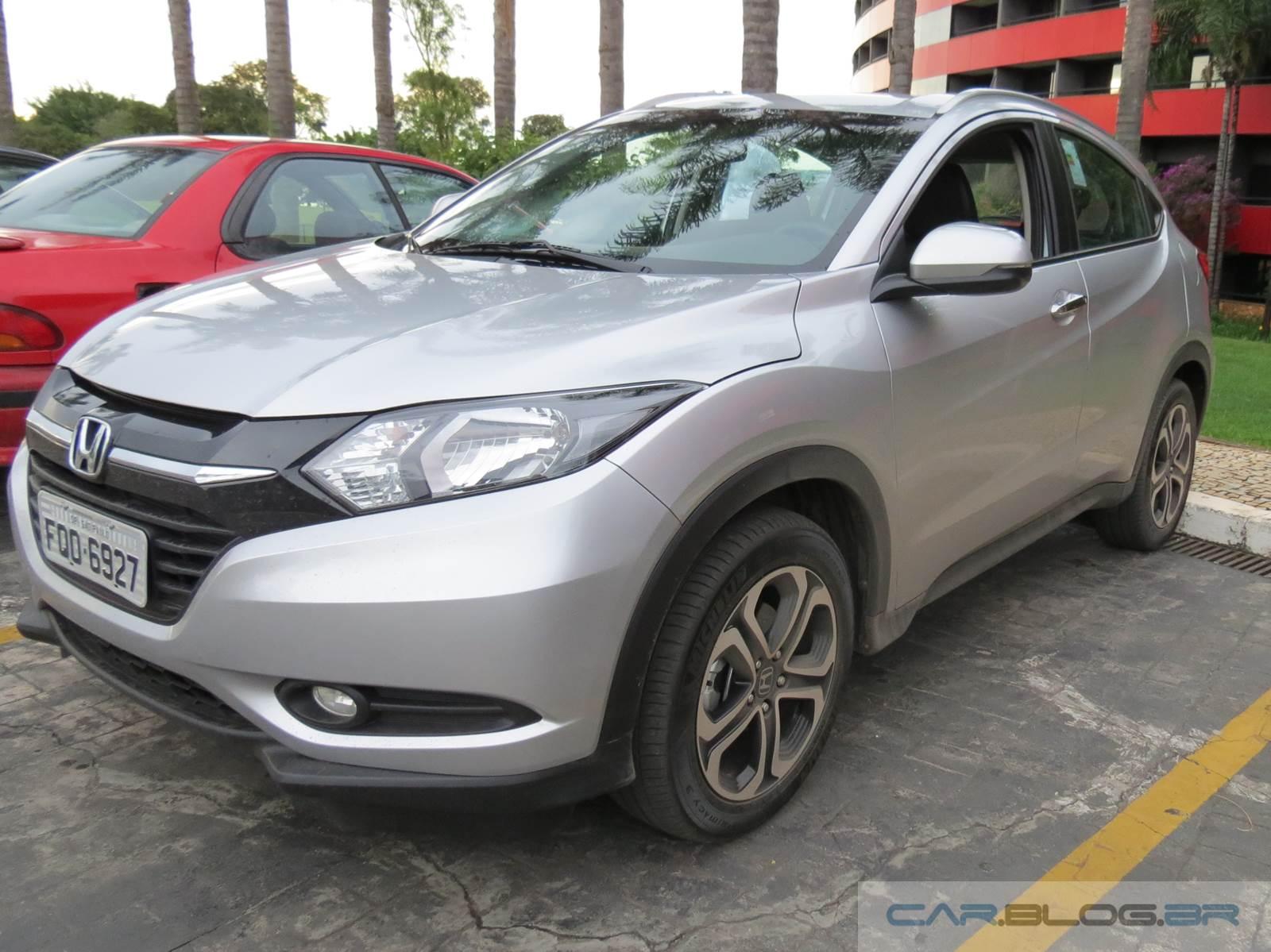 Honda HR-V EXL Automático