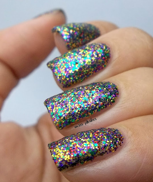 China Glaze ~ Glitter All The Way