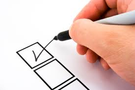 Checklists could help you to keep track of your deals