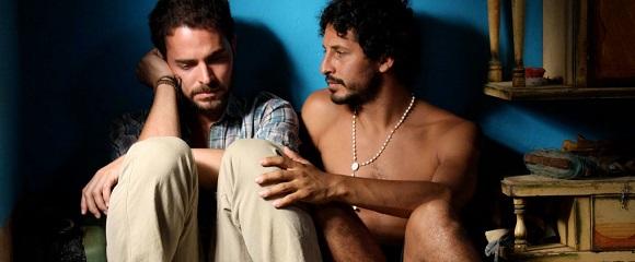 Manolo Cardona e Cristian Mercado em CONTRACORRENTE (Contracorriente)