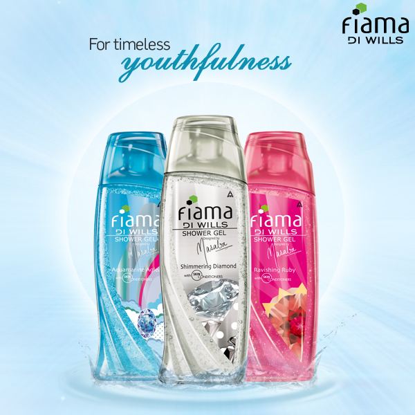 Fiama Di Wills Shower Gel Jewels