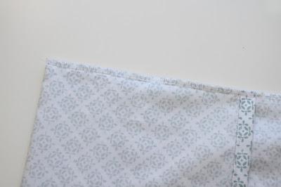 Envelope Closure Pillow Case