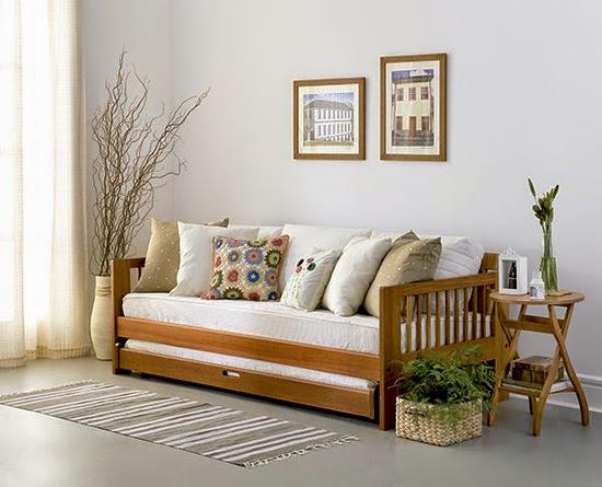 3 dicas como transformar cama em sof casa de amados - Decorar cama como sofa ...