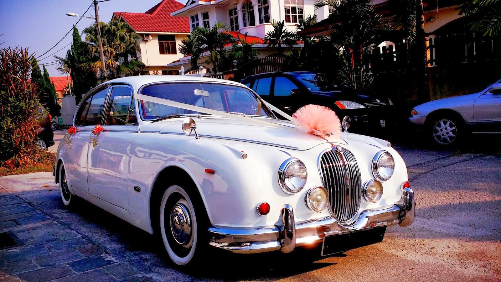 RedOrca Malaysia Wedding and Event Car Rental: vintage wedding car ...