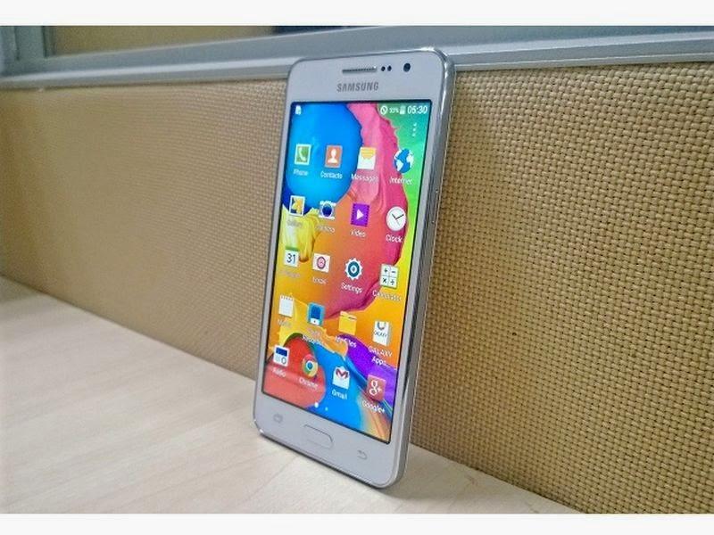 Galaxy Grand Prime Juga Turut Dilancarkan Oleh Samsung