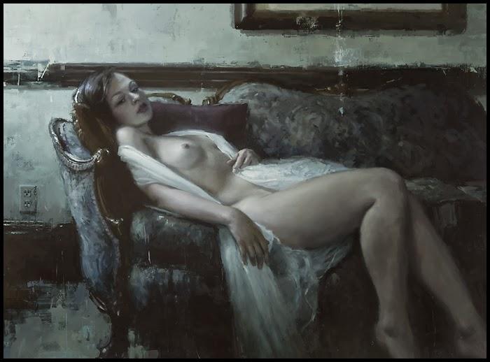 Jeremy Mann Jeremy+Mann+1979+-+American+Impressionist+painter+-Maher+Art+Gallery4