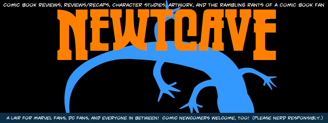 NewtCave: Pardon the Nerdiness