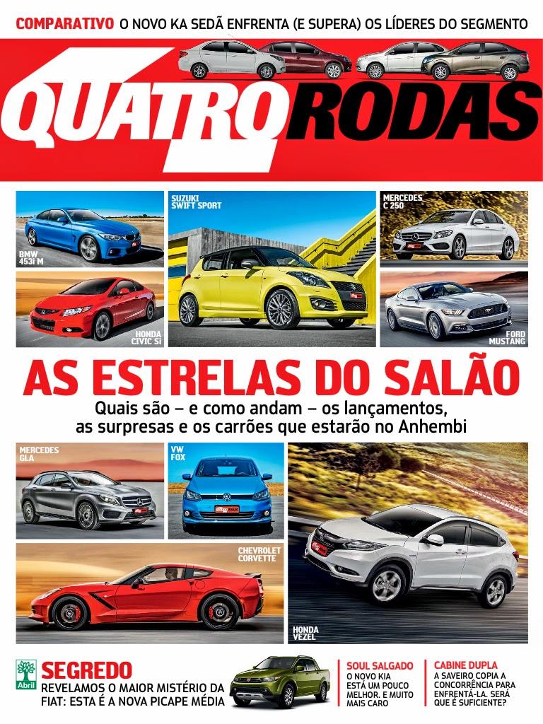 dpfhbp Download – Revista Quatro Rodas – Setembro 2014 – Edição 660
