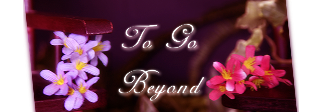 ~ To Go Beyond ~