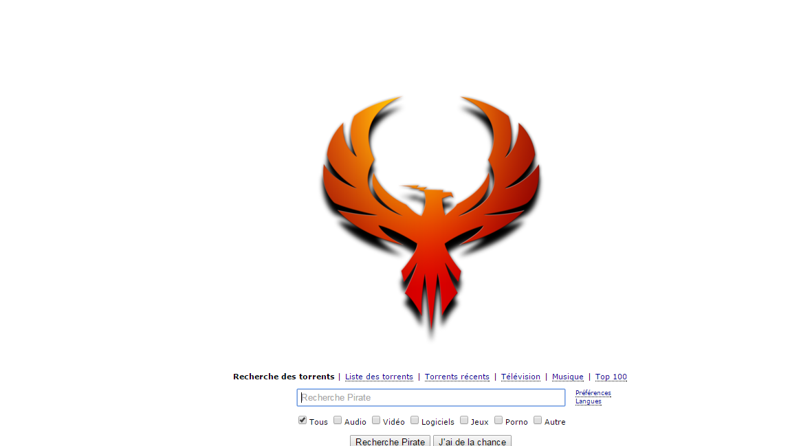 عودة The Pirate Bay