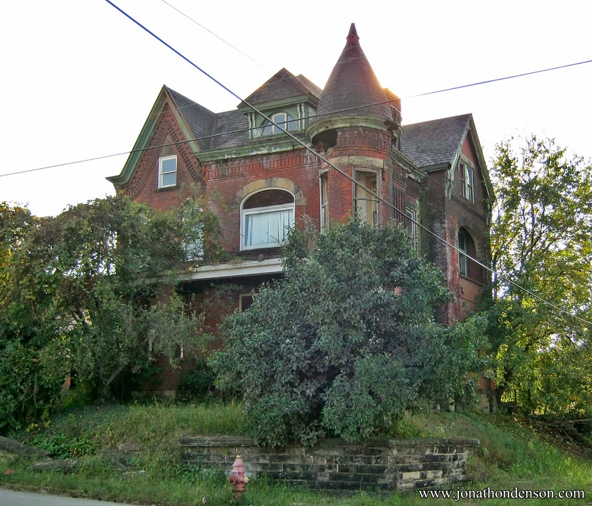 """Abandoned Places For Sale In Pa: Discovering Historic Pittsburgh: McKeesport: """"Long"""