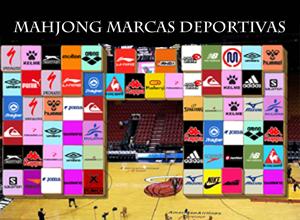 Mahjongg Marcas Deportivas