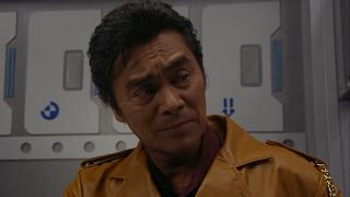 Metal Heroes Space Sheriff Gavan Retsu Ichijouji Kenji Ohba