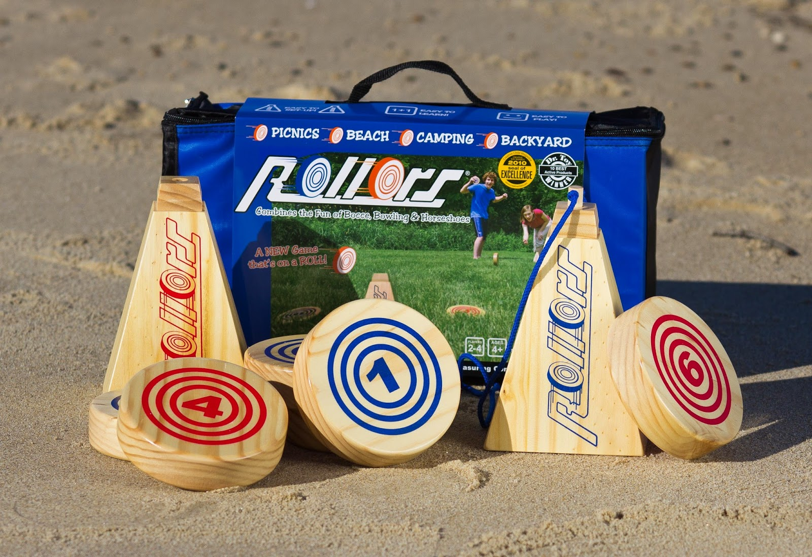 ROLLORS Outdoor Game Giveaway
