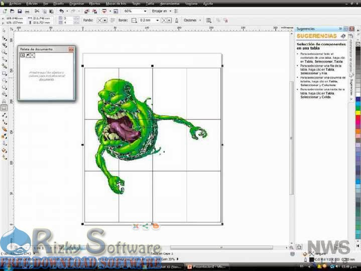 Download Corel Draw X5 Free Full Version + Keygen