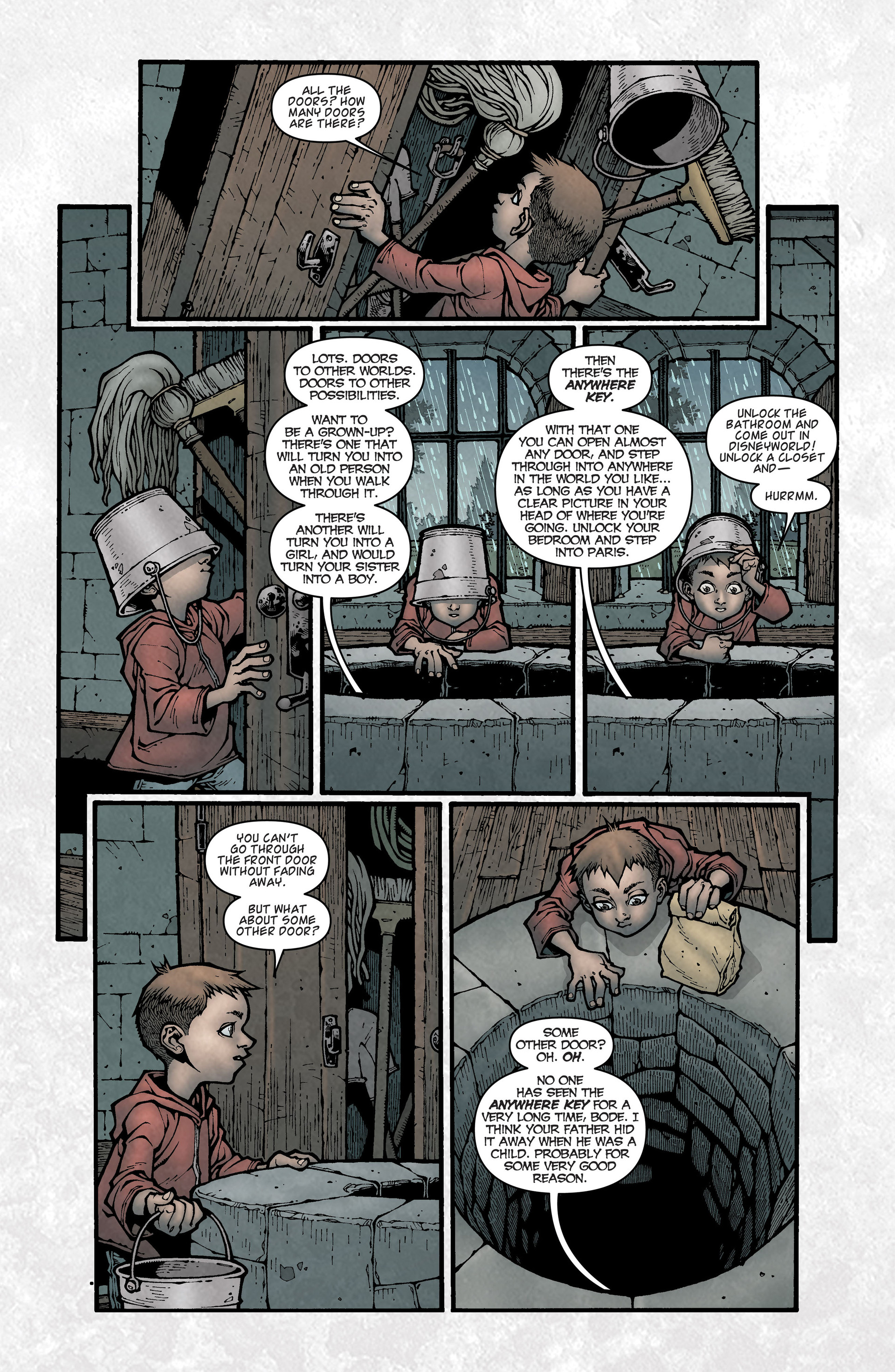 Locke & Key (2008) Issue #2 #2 - English 23