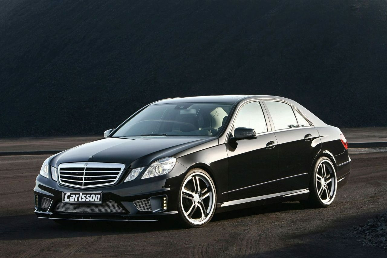 Carlsson e ck63 rs modified from mercedes benz type e63 amg for Types of mercedes benz cars
