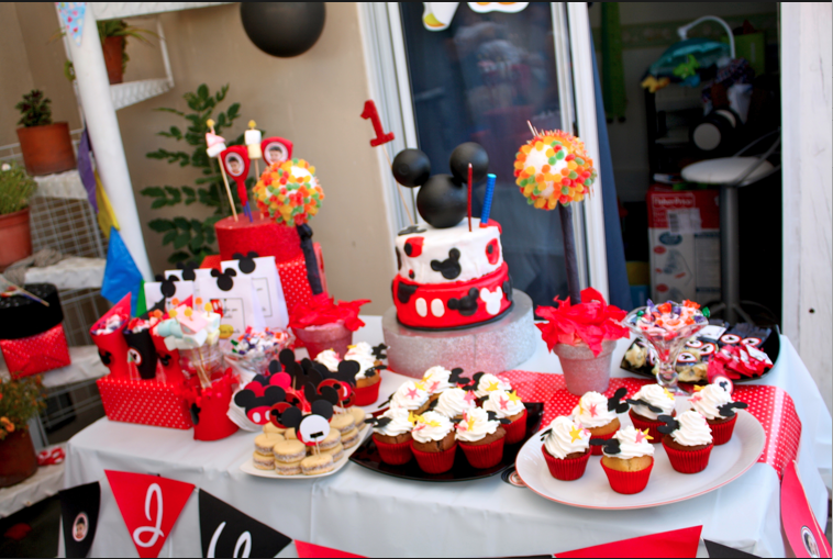Candy Bar Personalizado De Mickey Mouse