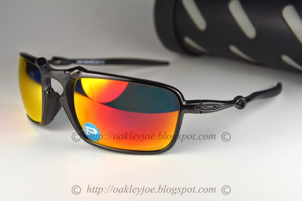 e3d3238837 Singapore Oakley Joe  39 s Collection SG  X Metal Badman Oakley Turbine  Ferrari Sunglasses - Ruby Iridium Lens