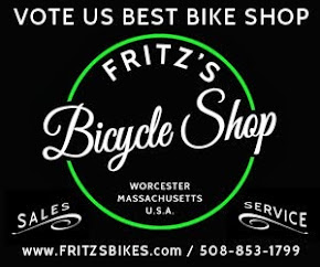 Vote us best bicycle shop in worcester