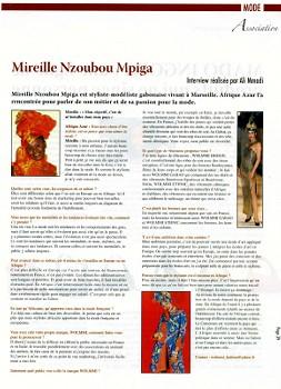 Afrique Azur Magazine