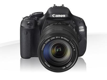 سعر كاميره كانون Canon 600D