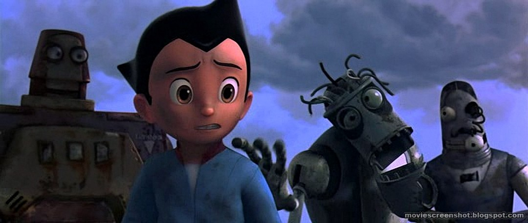 King Of Cars >> Astro Boy movie screenshots